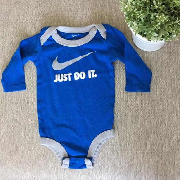 Baby Boy Nike Onesie   Poshmark